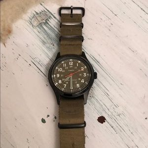 Timex Military style watch